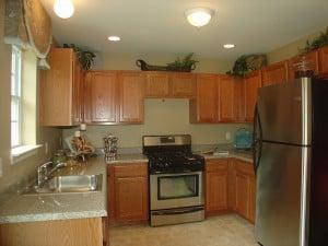 New Homes Middltown Kitchen