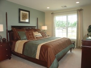 New Homes Middltown Master Bedroom