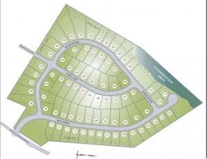 Sunrise Hills NY Site Plan