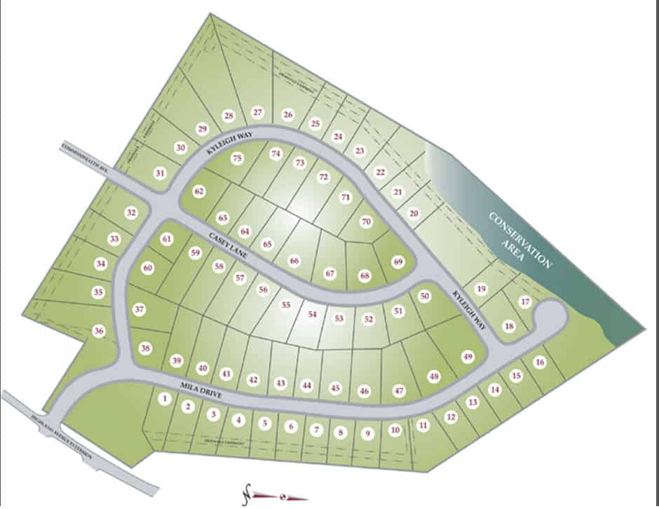 Sunrise Hills NY Site Plan
